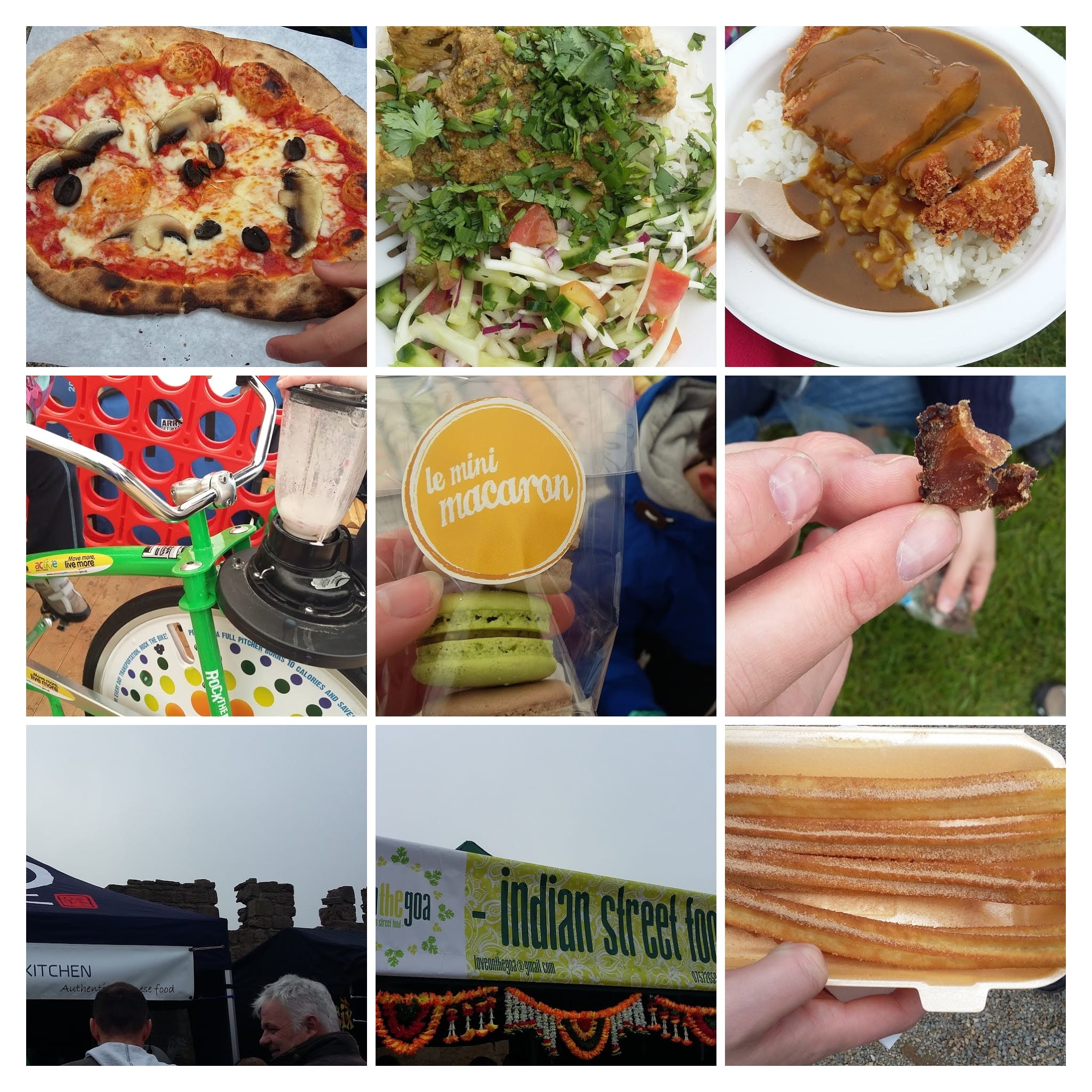 Tynemouth Food Festival Review