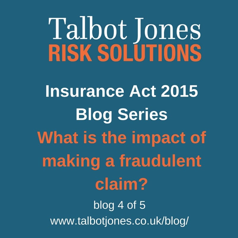 Insurance Act 2015Blog Series (5)