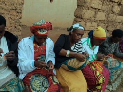 Beauty of Rwanda ladies