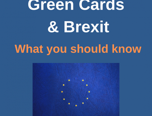 Green Cards & Brexit: What you should know