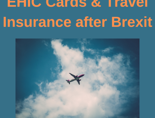 EHIC Cards and Travel Insurance after Brexit